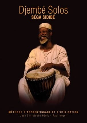 Séga Sidibé - Djembe Solos - Sheet Music - di-arezzo.co.uk
