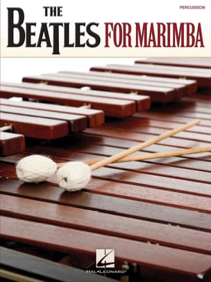 The Beatles for Marimba BEATLES Partition Marimba - laflutedepan