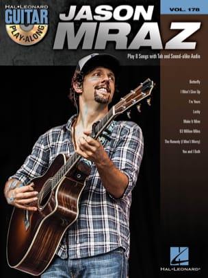 Jason Mraz - Guitar Play-Along Volume 178 - Jason Mraz - Partition - di-arezzo.fr