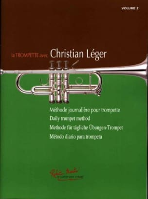 Christian Léger - The Trumpet With Christian Léger Volume 2 - Sheet Music - di-arezzo.com