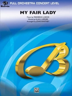 Alan Jay - Loewe Frederick Lerner - My Fair Lady - Medley - Sheet Music - di-arezzo.co.uk