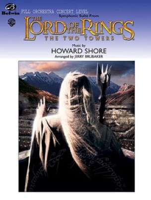 Howard Shore - Lord of the Rings - the Two Towers - Partition - di-arezzo.fr
