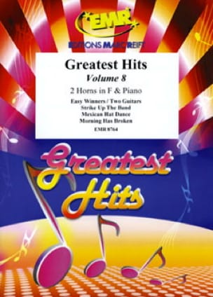 Greatest Hits Volume 8 - Sheet Music - di-arezzo.com