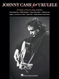 Johnny Cash for Ukulele - Johnny Cash - Partition - laflutedepan.com