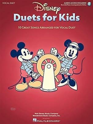 DISNEY - Duetos de Disney para niños - Partitura - di-arezzo.es