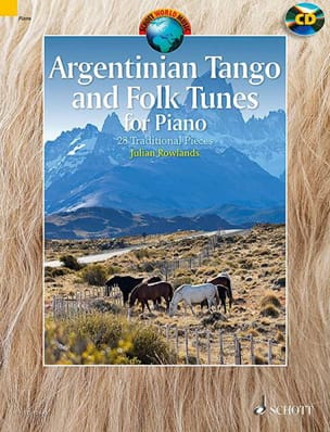 Argentinian Tango and Folk Tunes for Piano - Sheet Music - di-arezzo.co.uk