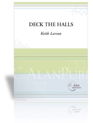 Deck the Halls Falalalala - Traditionnel - laflutedepan.com