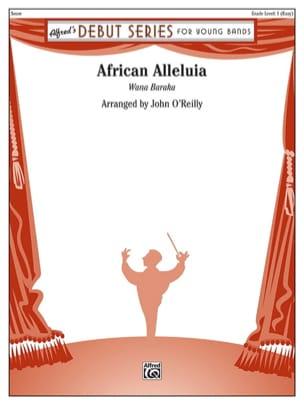 Wana Baraka - African Alleluia - Wana Baraka - Sheet Music - di-arezzo.com