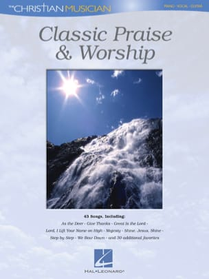Classic Praise & Worship - Partition - laflutedepan.com