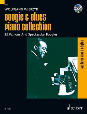 Boogie & Blues Piano Collection - Wolfgang Wierzyk - laflutedepan.com