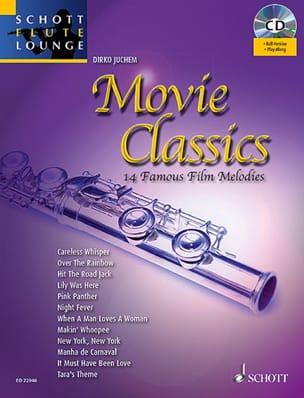 Movie Classics Partition Flûte traversière - laflutedepan