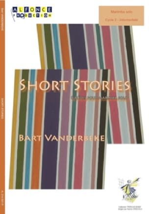 Bart Vanderbeke - Short Stories - Partition - di-arezzo.fr