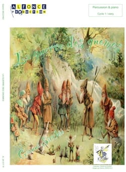 Gianni Sicchio - The war of gnomes - Sheet Music - di-arezzo.com