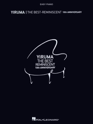 Yiruma - The Best - Reminiscent - Easy Piano - Partition - di-arezzo.fr
