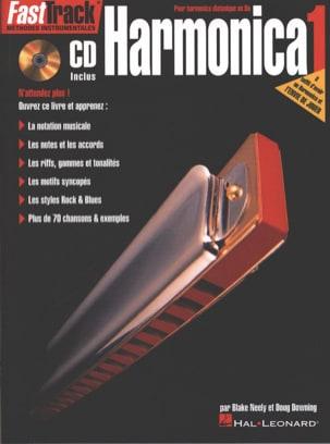 FastTrack - Harmonica Volume 1 laflutedepan