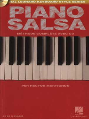 Hector Martignon - Piano Salsa - Complete method - Sheet Music - di-arezzo.co.uk