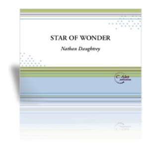 - Star of Wonder - Sheet Music - di-arezzo.com