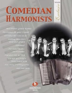 Comedian Harmonists - Sheet Music - di-arezzo.co.uk