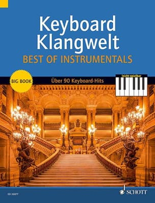 - Keyboard Klangwelt - Best of Instrumentals - Partition - di-arezzo.fr