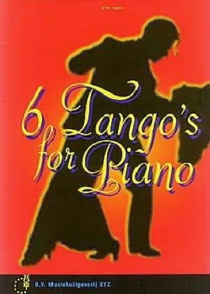 - 6 Tangos for Piano - Partition - di-arezzo.fr