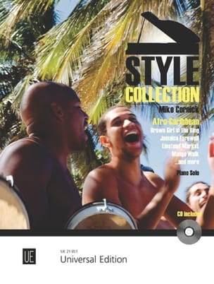 Style Collection - Afro Caribbean - Partition - laflutedepan.com