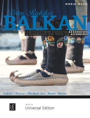 - Balkan Accordéon - Partition - di-arezzo.fr