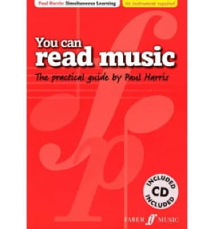 Paul Harris - You Can Read Music - Sheet Music - di-arezzo.co.uk