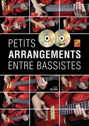 Frank Nelson - Petits arrangements entre bassistes et CD mp3 - Partition - di-arezzo.fr