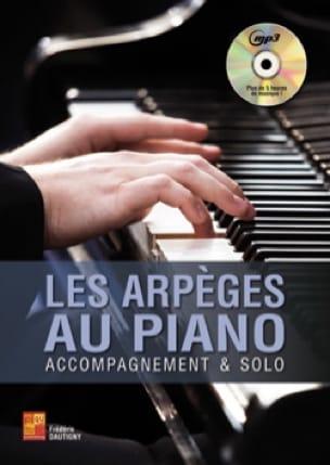 Les Arpèges au Piano Frédéric Dautigny Partition Piano - laflutedepan