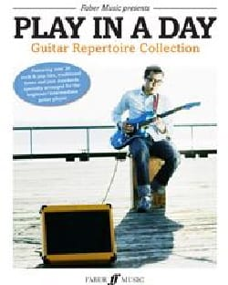 - Play in A Day - Guitar Repertoire Collection - Partition - di-arezzo.fr
