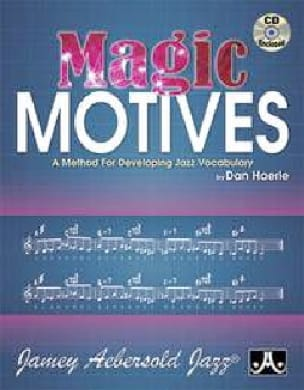METHODE AEBERSOLD - CD Magic Motives - Partitura - di-arezzo.es