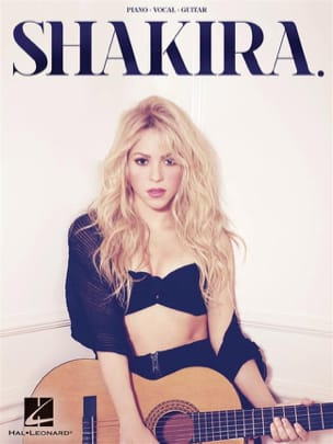 Shakira Shakira Partition Pop / Rock - laflutedepan