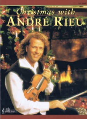 Andre Rieu - Christmas with André Rieu - Partition - di-arezzo.fr