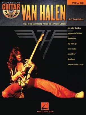 Guitar Play-Along Volume 50 - Van Halen - Van Halen - laflutedepan.com