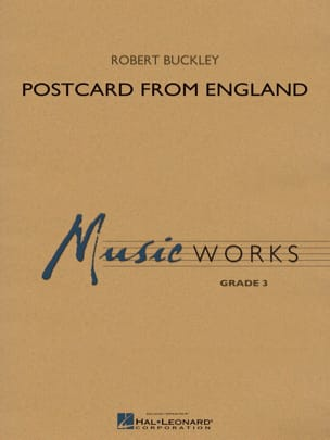 Postcards From England Robert Buckley Partition laflutedepan