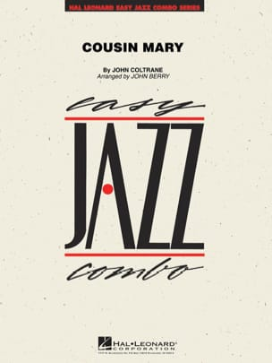 Cousin Mary John Coltrane Partition ENSEMBLES - laflutedepan