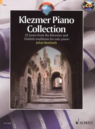 Traditionnel - Klezmer Piano Collection - Sheet Music - di-arezzo.co.uk