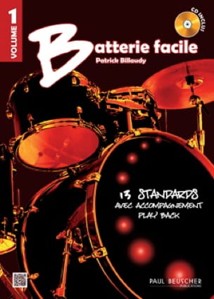 - Batterie facile Volume 1 - Partition - di-arezzo.fr