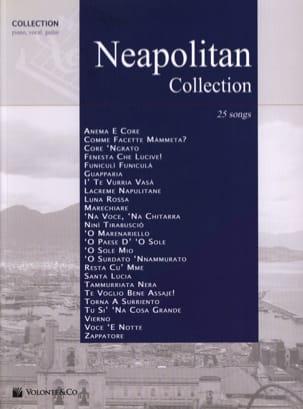 Napolitan - Partition - Musiques du monde - laflutedepan.com