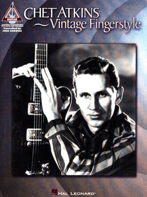 Chet Atkins - Vintage Fingerstyle - Sheet Music - di-arezzo.co.uk