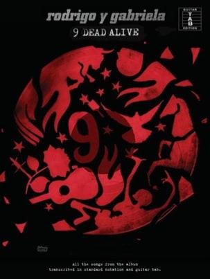 Y Gabriela Rodrigo - 9 Dead Alive - Sheet Music - di-arezzo.co.uk