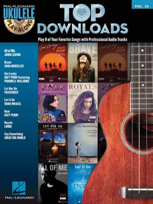 Ukulele Play-Along Volume 32 - Top Downloads - laflutedepan.com