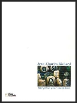 Jean-Charles RICHARD - 10 pieces for saxophone - Sheet Music - di-arezzo.com