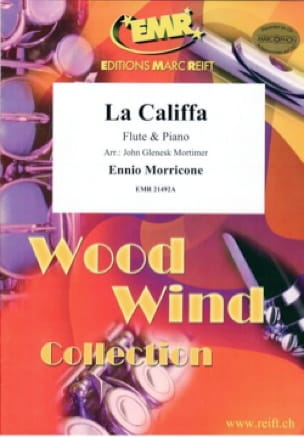 Ennio Morricone - The Califfa - Sheet Music - di-arezzo.com