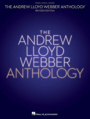 Andrew Lloyd Webber - Andrew Lloyd Webber Anthology - Sheet Music - di-arezzo.co.uk
