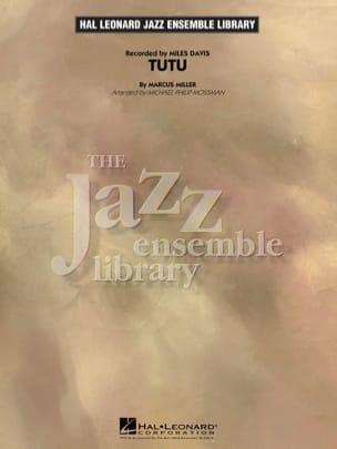 Miles Davis & Marcus Miller - Tutu - Noten - di-arezzo.de