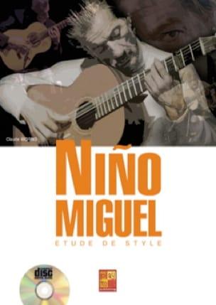 Niño Miguel - Niño Miguel - Etude de Style - Partition - di-arezzo.ch