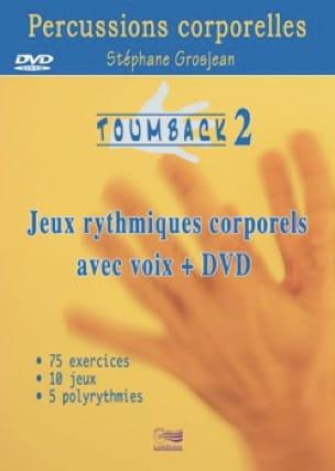 Stéphane Grosjean - Toumback 2 - Partition - di-arezzo.fr