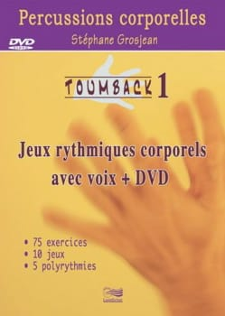 Stéphane Grosjean - Toumback 1 - Sheet Music - di-arezzo.co.uk