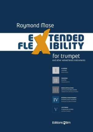 Raymond Mase - Extended Flexibility for Trumpet - Sheet Music - di-arezzo.com